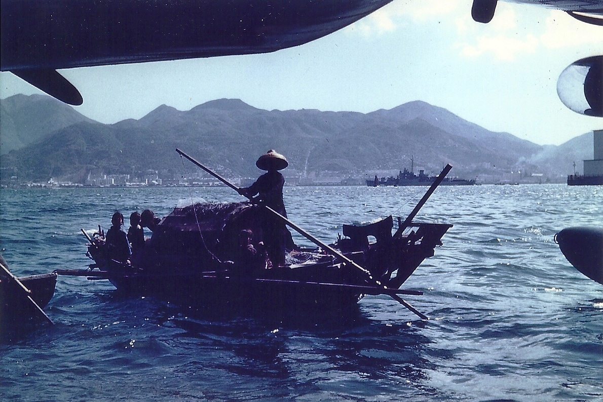 hong-kong-sampans-1951