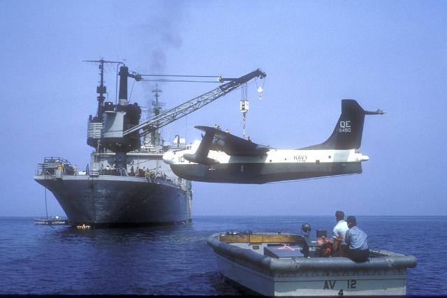 P5M-on-hook 1963-4