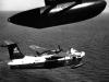 single-engine Photo was taken by J.E. Johnson, Feb 8, 1964
