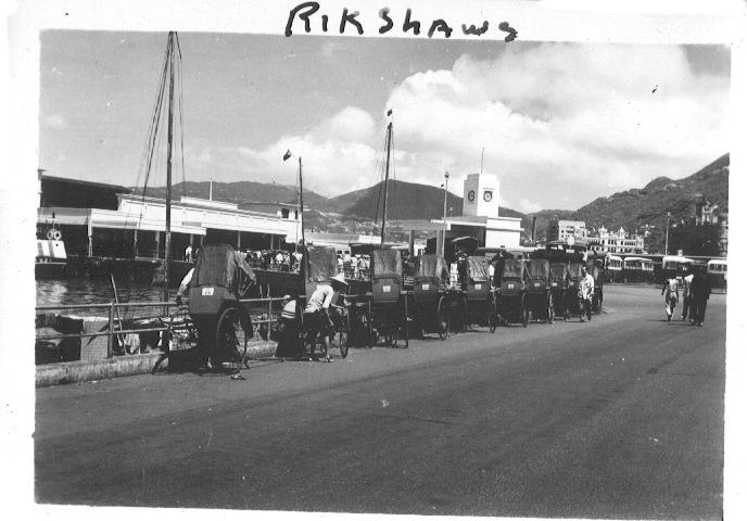 rikshaws