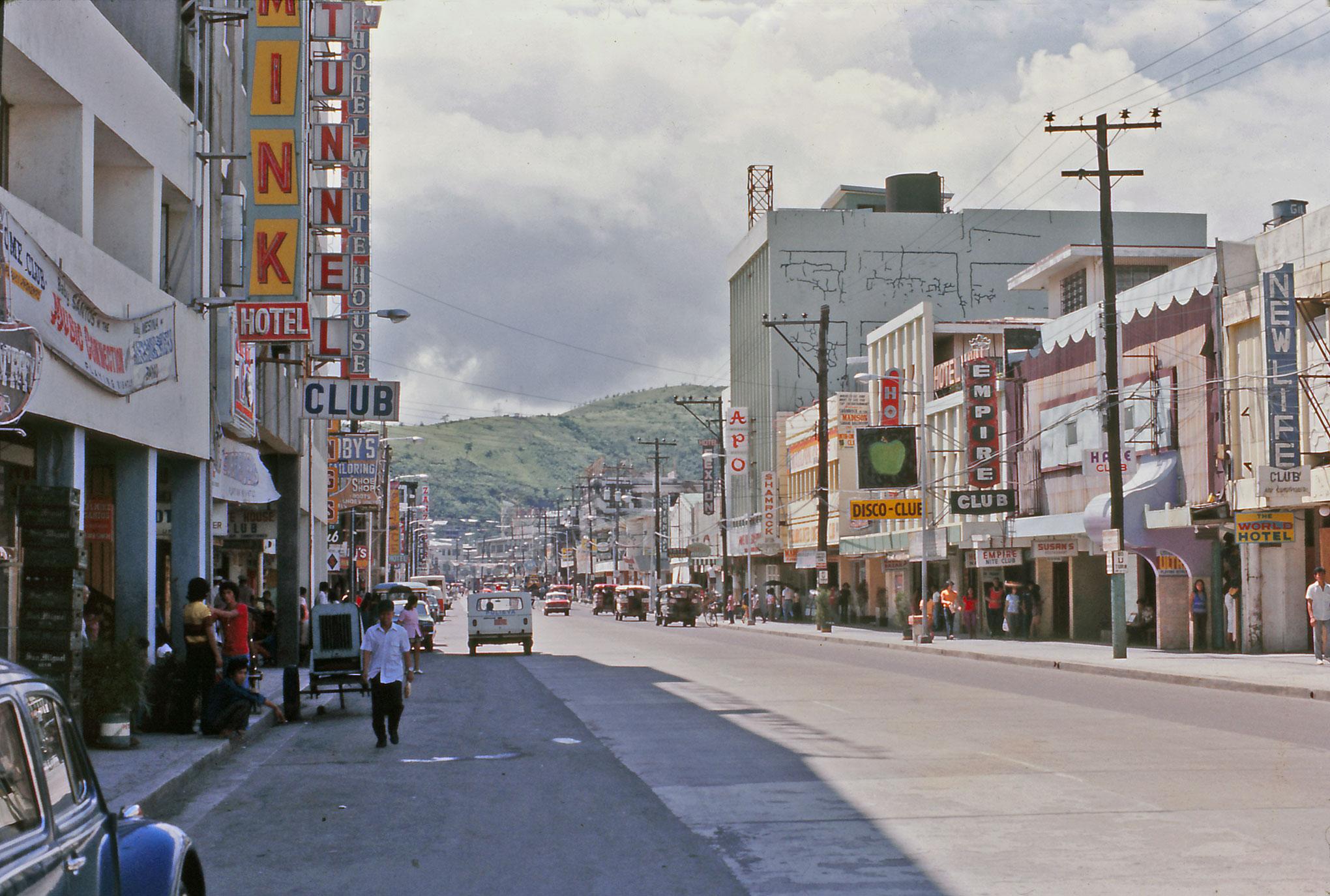 Olongapo 1970-1