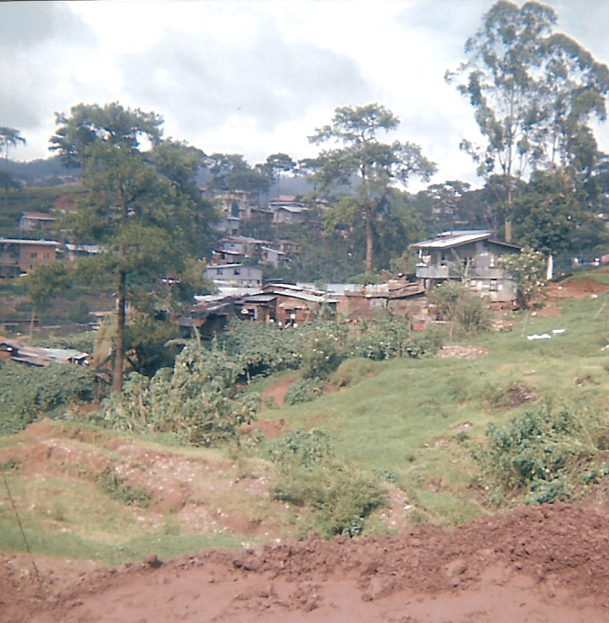 Slums of Baguio