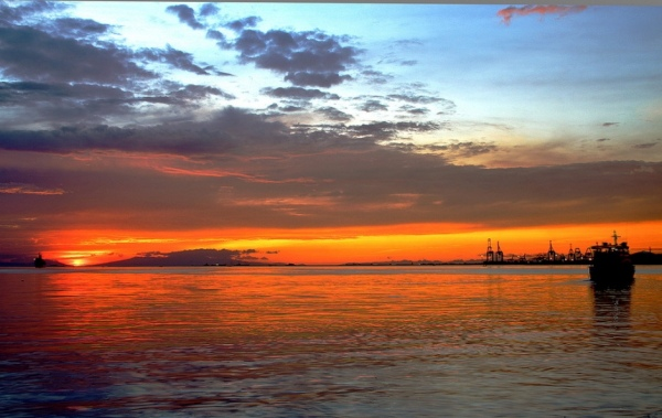Sunset Manila